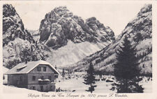 * SAN CANDIDO - Rifugio Cima dei Tre Scarperi 1935