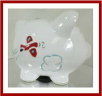 Kids Child's Small Piggy Bank - AIRPLANES