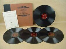 Schumann Fantasiestucke Opus 12-Victor musical Masterpiece series M-379 records