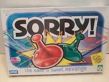 Sorry! The Game Of Sweet Revenge Parker Brothers #00390 NIB 2005!