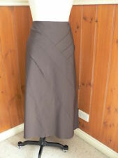 Viscose A-Line Hand-wash Only Long Skirts for Women