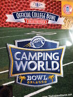 NCAA College Football Camping World Bowl 2019/20 Patch Notre Dame vs Iowa State