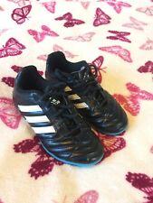 Black Adidas Football Boots Size 11 Junior