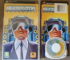 Beaterator : Sony PSP Video Game PlayStation Portable - Rockstar Games Timbaland