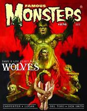Famous Monsters #276 Sanjulian Cover Big Trouble in Little China Penny Dreadful