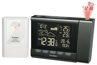 Weather Station with MSF Radio Control Projection  Alarm Clock ( UK  Version )