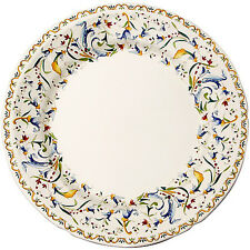 "TOSCANA Gien Luncheon/Dessert Plate 9"" Diameter NEW NEVER USED French Bone China"