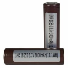 2x LG HG2 18650 Akku 3000 mAh 3,6V LiNiMnCoO2/20A Subohm Dampfer E-Zigarette Top