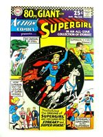 DC ACTION COMICS (1966) #334 Silver Age SUPERGIRL Origin VF (8.0) Ships FREE!