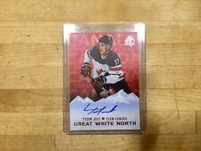 2017-18 - SP Authentic - Great White North - Tyson Jost - Autograph Card #GWNTJ