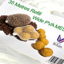 PVA mesh 35 metre refill (32-38mm wide mesh)