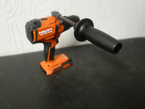 New Design Drill + Handle HILTI SF 6H-A22 Cordless Hammer - TOOL ONLY No Battery