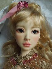 "Dale Zentner ""Lissa Fullset"" SD BJD Doll NRFB Friend of Wiggs"
