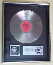 "Bruce Springsteen The River platinum award RIAA certified ""floater"" style"