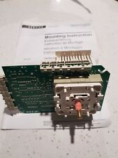 WHIRLPOOL FRONT LOAD WASHER TIMER  SELECTOR MODULE 2A TYPE EC4477
