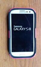 Samsung Galaxy S3 SCH-I535 16GB Verizon 4G LTE White Cell Phone in VG condition