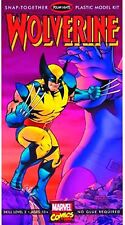 2015 MARVEL POLAR LIGHTS SNAP-TOGETHER WOLVERINE PLASTIC MODEL KIT MIB X-MEN