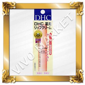 Japan DHC Medicated Lip Cream Balm 1.5g FS