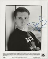 Autographed studio picture of David Keith (An Officer and a Gentleman)