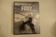 FURY Blu-ray Steelbook Amazon Japan Exclusive WEA