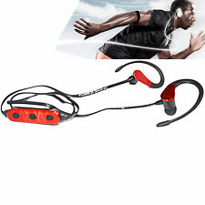 Bluetooth Stereo Headset Sport Earphone For IOS Android Samsung Blackberry LG G5