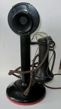 Patent 1892 Candlestick phone Property of The American Bell Telephone Company