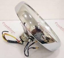 LU5411506UC Genuine Lucas 7 inch Headlamp Chrome Shell /& Rim WW50207L