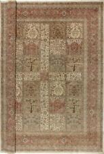Indo Ghom Haj Jalili 462x368 Orientteppich Teppich Handgeknüpft