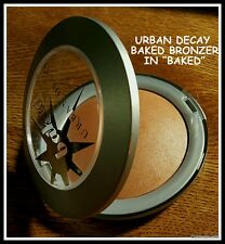 "Urban Decay Baked Bronzer for Face & Body in ""Baked"" 7.5g New/Authentic"