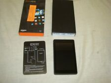 AMAZON KINDLE FIRE HD 6 8GB PW98VM AS-IS FOR REPAIR -READ!