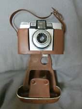 47- APPAREIL PHOTO ARGENTIQUE: AGFA  AGNAR  ISOLY   MADE IN GERMANY