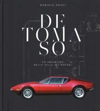 PANTERA DeTOMASO Story Un Argentino nella Motor Valley