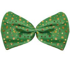 Jumbo Shamrock PAPILLON verde irlandese San Patrizio Giorno Costume Accessorio