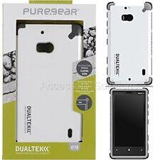 PureGear Nokia Lumia Icon 929 Dualtek Extreme Impact Protection Case Cover White