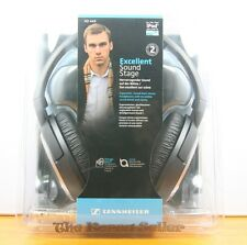 New SENNHEISER HD 449 Closed circumaural design headphones lifelike stereo sound
