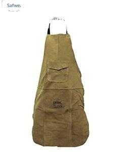 Premium Gold Leather Welders / Welding / Blacksmith / Carpenters Apron 60x90cm
