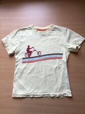 Mini Boden T-shirt, Yellow, Age 5-6