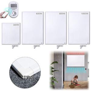Infrarotheizung Deckenheizung Heizpaneel 300W -1000W mit Thermostat Heizkörper
