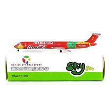 SKY500 Danish Air Transport MD-83 1:500 Reg. OY-RUE (0768)
