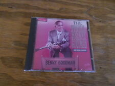 "The Immortal Benny Goodman "" The Small Groups "" Used CD Sale Free Domestic Ship"