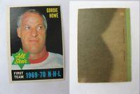 1970-71 OPC O-Pee-Chee #238 Howe Gordie    wings $ 40
