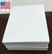 "1000 8.5"" X 5.5"" Half Sheet Self Adhesive Shipping Labels PLS Brand"