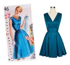 Ed2090 Trashy Diva Cutie Dress Dragonfly Satin Size 4