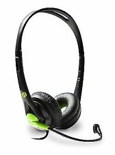 Xbox 360 Stealth Sx-03 Lightweight Gamers Stereo Headset Boxed