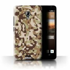 Étuis, housses et coques marron mat pour téléphone mobile et assistant personnel (PDA) Huawei