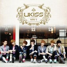 U-KISS-BRAN NEW KISS-JAPAN CD+DVD F83
