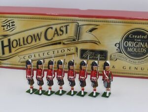 William Britain Hollow Cast Collection The Cameron Highlanders Marching 40190
