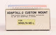 Tamron Adaptall-2 Adapter für Minolta MD-L #1