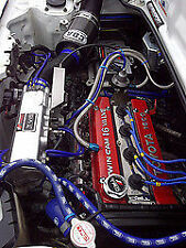 TOYOTA MR2 MK1 STAINLESS STEEL ENGINE THROTTLE BRACKET UPGRADE 4AGE TWIN CAM