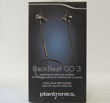 Plantronics BackBeat GO 3 Sweatproof Wireless Earbuds- Cobalt Blue